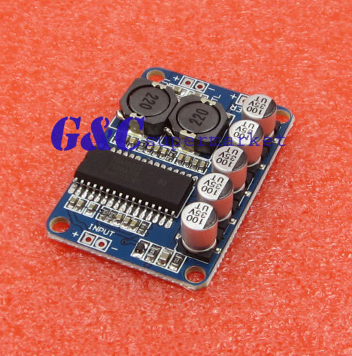 Tda8932 digital amplifier board module mono 35w low power stereo tda8932 digital amplifier board module mono 35w low power stereo amplifier in integrated circuits from electronic components supplies on aliexpress altavistaventures Choice Image