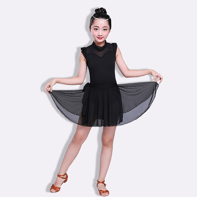 895534609c9 Online Shop Sexy Latin Dress For Girl Dress Fresh Color Fantasia ...