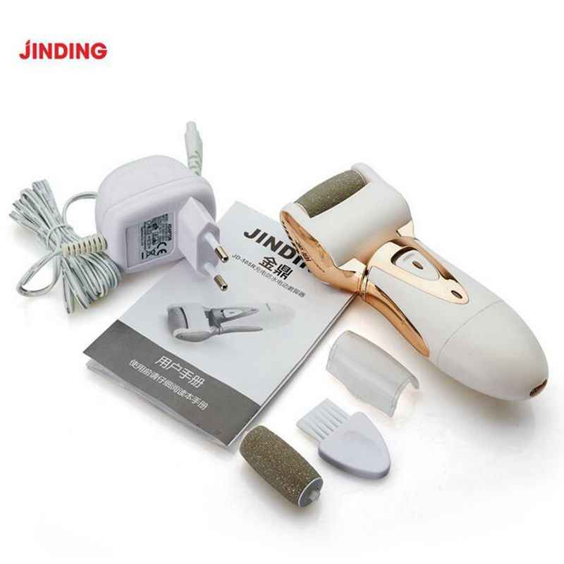 Foot Care Tool Feet Dead Dry Skin Removal Electric Foot Exfoliator File Heel Cuticles Remover Feet Care Pedicure Tools