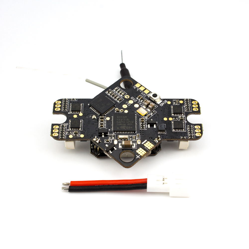 Image 3 - Official Emax Tinyhawk Indoor Drone Part   AIO Flight Controller/VTX/Receiver-in Parts & Accessories from Toys & Hobbies