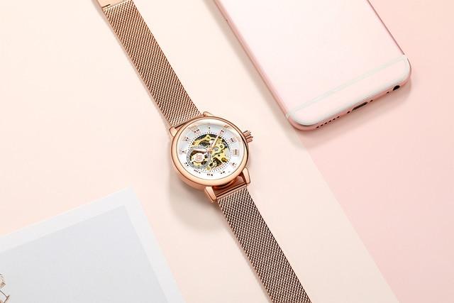 Night Glow Automatic Watch 1