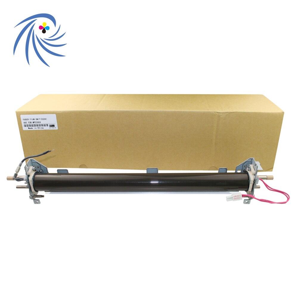MPC3003 MPC4503 Tested Original fuser fixing film assembly fusing unit for Ricoh MPC 4003 4503 5003 5503 3003 3505 2003MPC3003 MPC4503 Tested Original fuser fixing film assembly fusing unit for Ricoh MPC 4003 4503 5003 5503 3003 3505 2003