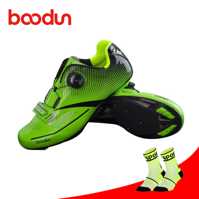 Bound Cycling Shoes Professional Self-Looking outdoor Road Bike Bicycle Shoes Ultralight Athletic scarpe ciclismo bike sneakersBound Cycling Shoes Professional Self-Looking outdoor Road Bike Bicycle Shoes Ultralight Athletic scarpe ciclismo bike sneakers