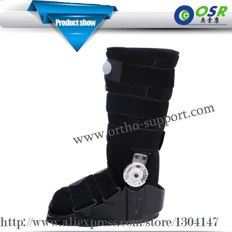 ROM Pneumatic Walker 17 Orthopedic Inch Walking Air Boot Cast Brace - Penjagaan kesihatan - Foto 5