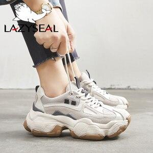 LazySeal Platform Shoes Women
