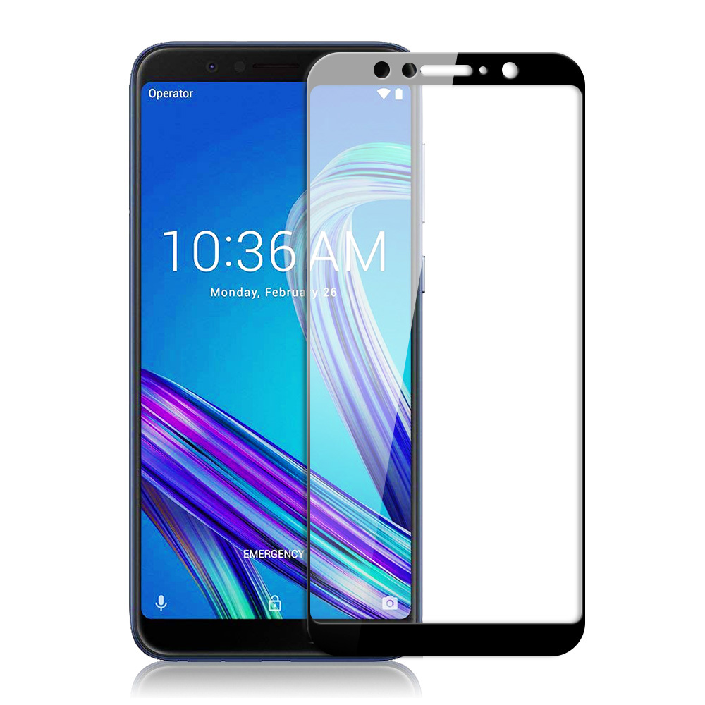 ZB602KL Full Tempered Glass For Asus Zenfone Max Pro M1 ZB602KL Full Coverage Screen Protector Protective Film For Asus ZB601KL