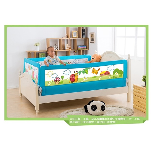 120cm Lovely Design Toddler Bed Rail Safety Guard