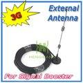 Alta calidad 3 G lechón antena exterior con 10 metro Cable para el teléfono celular 2100 Mhz amplificador de señal de teléfono móvil 3 G repetidor de señal