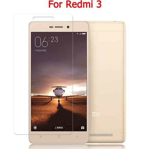Для смартфона Xiaomi Redmi 4A 4X 3 4 Prime Pro 5A 3S 3X стеклянная защитная пленка прозрачная на