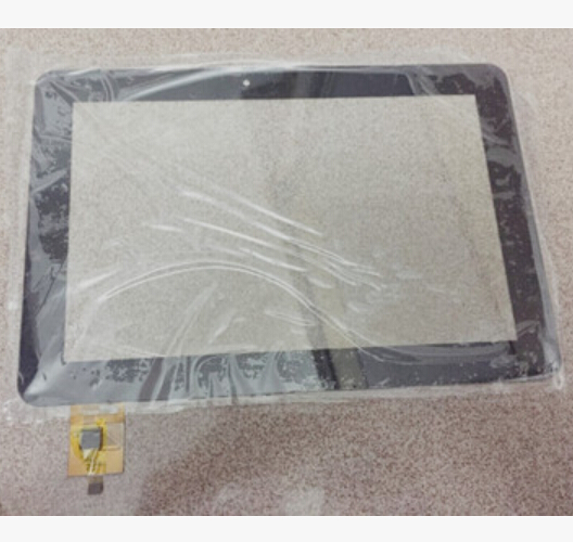 Black New 10.1 inch 7214h70262-b0 Tablet Capacitive touch screen panel Digitizer Glass Sensor replacement Free Shipping new capacitive touch panel 7 inch mystery mid 703g tablet touch screen digitizer glass sensor replacement free shipping