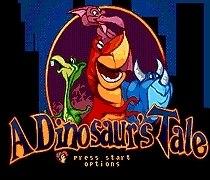 A Dinosaurs Tale 16 bit MD Game Card For Sega Mega Drive For Genesis