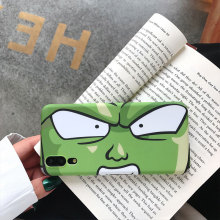 MA Funny Cartoon Dranon Ball Piccolo Style Hard TPU Phone Case Cover For Huawei P20 Lite Pro Honor 8X 9 10 NOVA3i 4