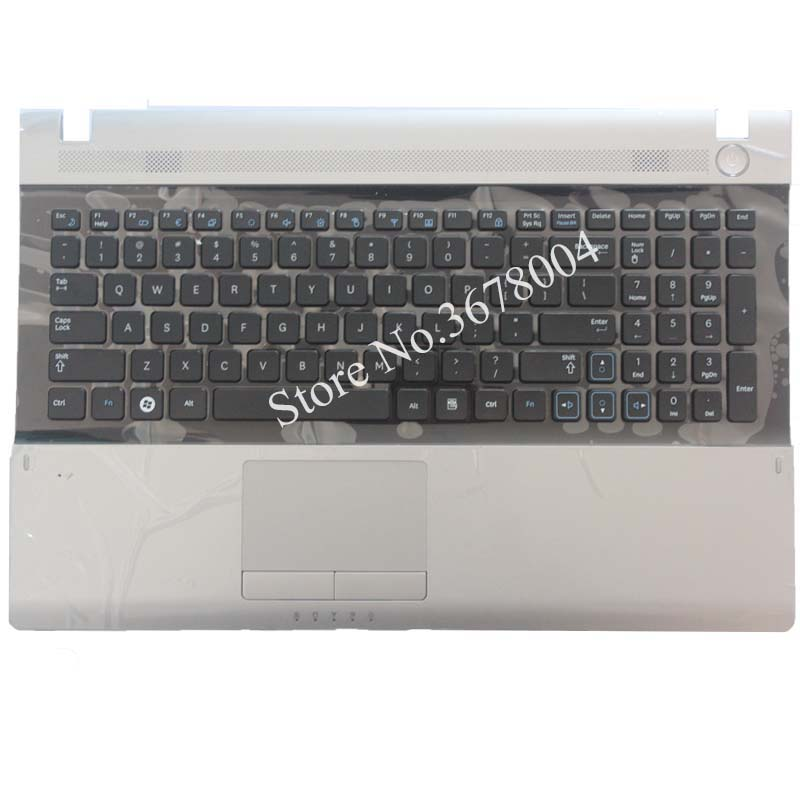 NEW US keyboard For Samsung RV509 RV511 NP-RV511 RV513 RV515 RV518 RV520 NP-RV520 US Laptop Keyboard silver frameNEW US keyboard For Samsung RV509 RV511 NP-RV511 RV513 RV515 RV518 RV520 NP-RV520 US Laptop Keyboard silver frame