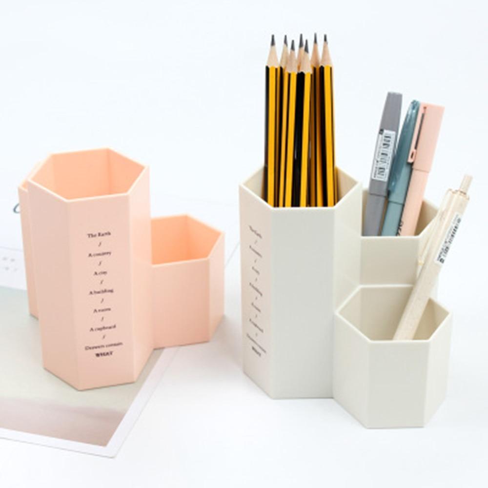 Makeup organizer Office Organizer Box Makeup Cosmetic Holder Make Up Tools Storage Boxes Brush Case Jewelry Display Rack