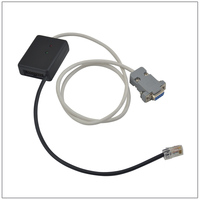 BF RX903 COM PORT Programming cable for Beifeng BF 3000 BELFONE BF 3000 Two way Radio Repeater Station