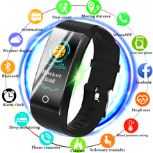 Fitness Tracker Health Bracelet Blood Preesure Measurement Heart Rate Smart Band for iPhone Sports Watches pk fitbits mi band 3