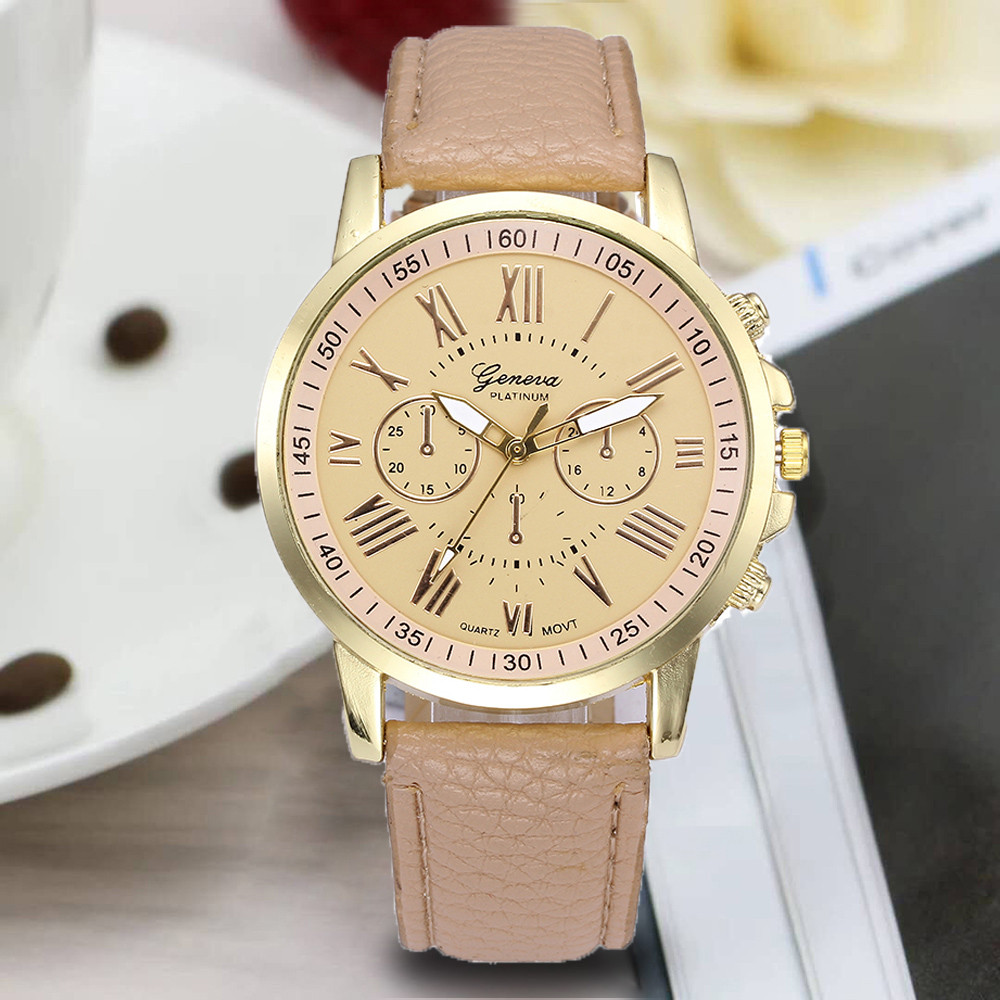 Polygonal dial design women watches luxury fashion dress quartz watch ulzzang popular brand white ladies leather wristwatch @F