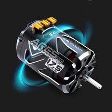 Коллекционный бесколлекторный мотор SKYRC 540 ARES PRO V2 1/10, мотор для соревнований с экстремальной производительностью для радиоуправляемых моделей 1:10, аксессуары