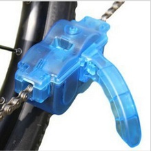 Portable Plastic Bicycle Chain Cleaner Mountain Road Bike Brush Scrubber Machine Wash Tool Cycling Cleaning Kit