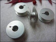Endüstriyel Nakış DİKİŞ MAKİNESİ Alüminyum Bobin, Yivli, # 55623A, Yükseklik 8.8mm ve OD20.8mm, 100 adet/grup, Juki, Brother...