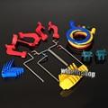1 Unidades Colorido Sistema de Posicionamiento Intraoral Dental de Rayos X Película Completa