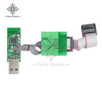 Wireless Zigbee CC2531 Sniffer Board USB Analyzer Module with Dongle&BTool  Programmer Wire Download Programming Connector