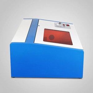 Image 3 - VEVOR לייזר חריטת מכונת 40W CO2 USB יציאת מיני לייזר חריטת מכונת חיתוך 11V גבוהה מדויק משולב ToolsCutting