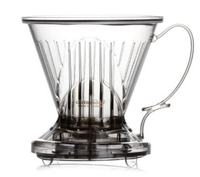 Drip Cup Smart Glass Filter Coffee Cup Hands A Cup Clever Dripper Pot Coffee Dripper With