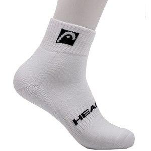 Head Sport socks Raquete De Tennis gym stockings Athletic socks Deporte Raqueta sock