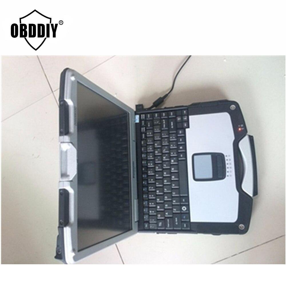 Prix pour Vente chaude Top Haute Qualité Toughbook CF30 portable avec 500G HDD/4G RAM/Win7 Enlgish CF 30 CF-30 DHL Livraison gratuite