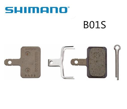 Shimano B01S 수지 MTB 디스크 브레이크 패드 BR-M485 TX805 M445 M395 M575 M475 M416 M396 M525 M465 M355 M495 M447 M486 M446 M4050