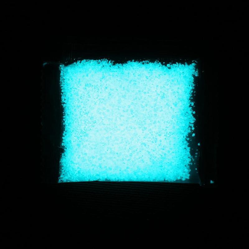 гравий камень; Темная в сиянии; Цвет:: Желтый Зеленый, Синий Зеленый, Небо Синий, Зеленый, Желтый; Материал:: Глина;
