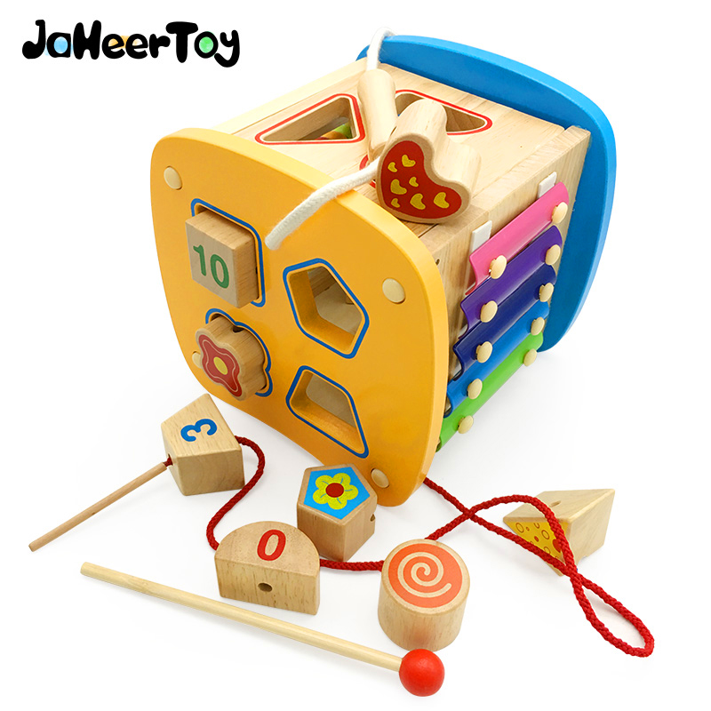JaheerToy Shape Classification Toys for Children Multifunctional Toy Wood Learn Numbers and Music Enlightenment 1-2-3 Years class numbers quadratic and cyclotomic fields