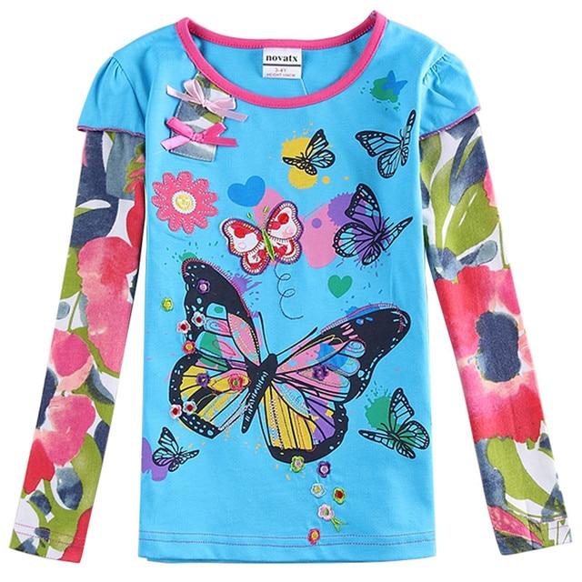 Designs baby clothes nova clothing girls t shirts