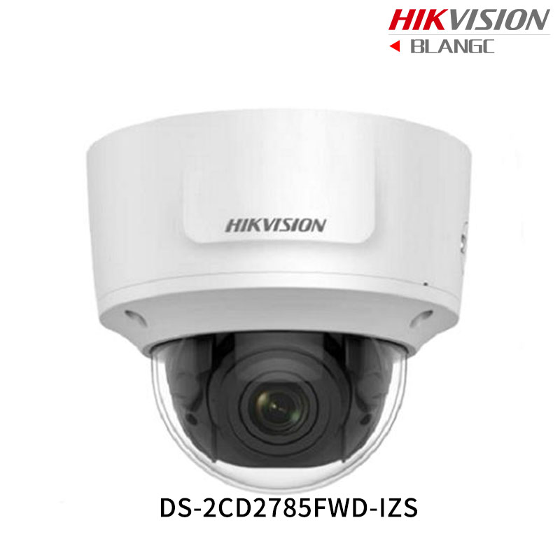 Hikvision 8MP WDR Vari-focal CCTV IP Camera H.265 4K DS-2CD2785FWD-IZS Dome Security Camera 2.8-12mm face detection IP67 IK10 комбинированная плита simfer f 96 eo 52001