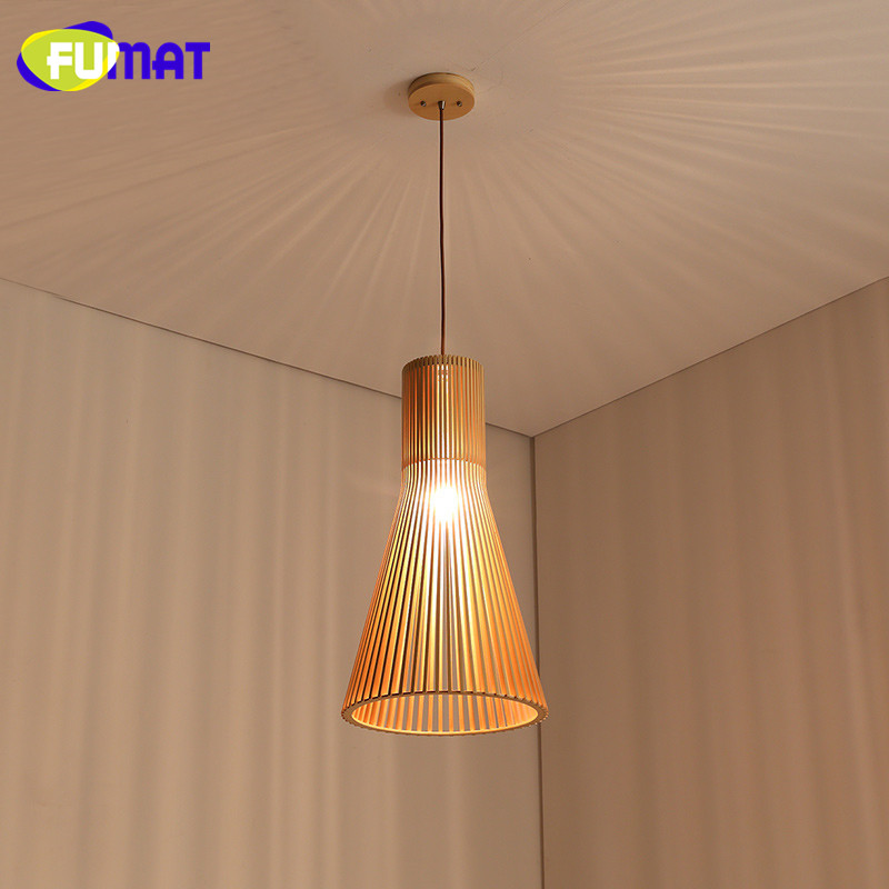 Chinese Style Bamboo Pendant Light Dinning Room Suspension Lamps Bar Restaurant Study Kitchen Office Pendant Lamp new arrival modern chinese style bamboo wool lamps rustic bamboo pendant light 3015 free shipping