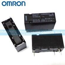 10 шт., реле OMRON, Φ 12 В постоянного тока, Φ 24 В постоянного тока, 24 В постоянного тока, совершенно новое и оригинальное реле