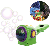Kids Bubble Toy Automatic Water Blowing Toys