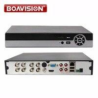 Free Shipping Hybrid CTV Security 4CH AHD DVR Hdmi Cctv 1080P Digital Video Recorder Network Monitor