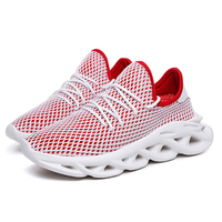 New men's breathable basketball shoes sports outdoor sports shoes flying woven mesh basketball shoes men's fashion high quality