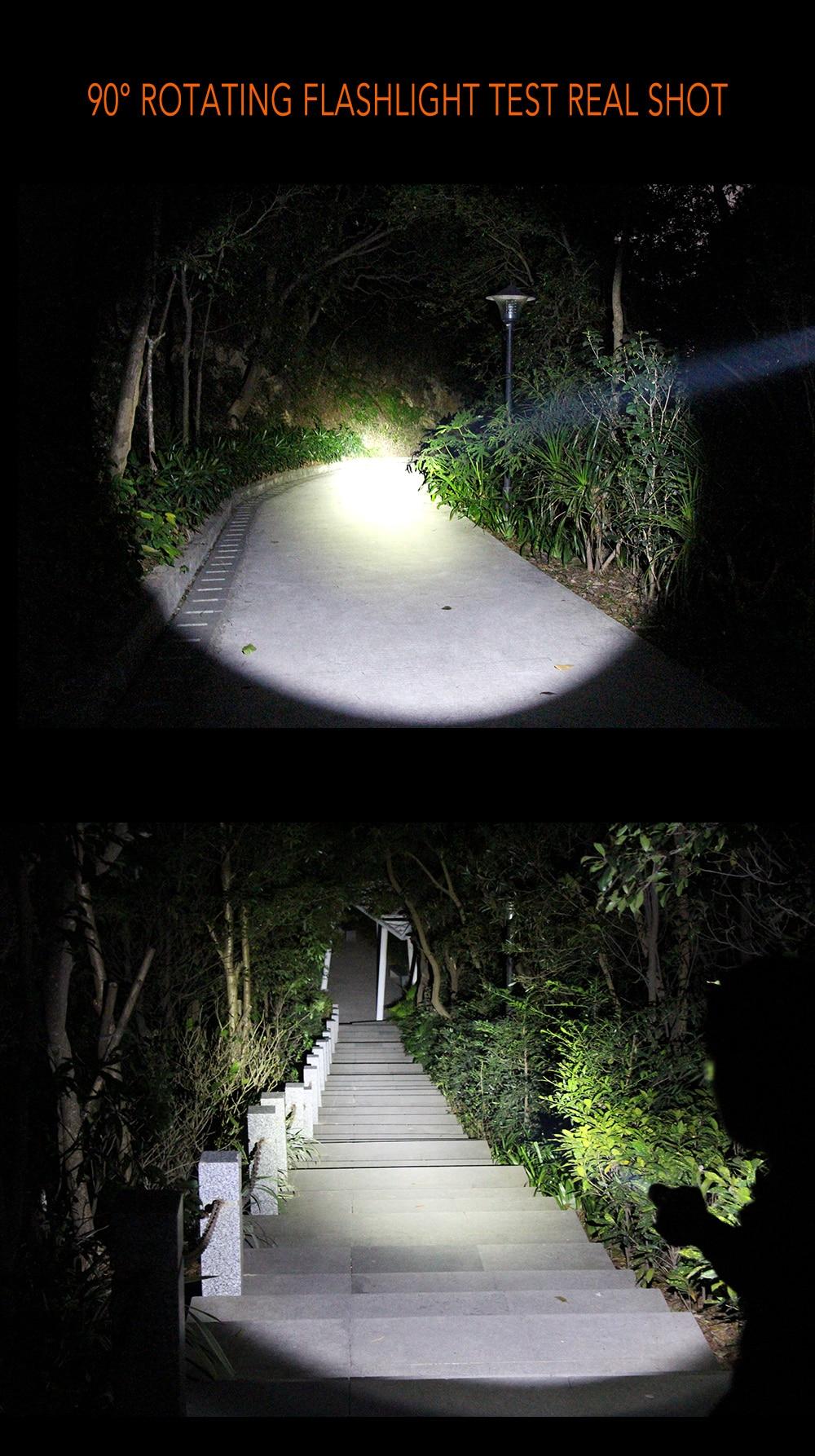 09 flashlight torch