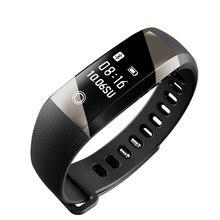 Gzdl умный браслет/браслет Водонепроницаемый фитнес-трекер сердечного ритма/монитор сна Камера удаленного anti-потерял браслет WT8107