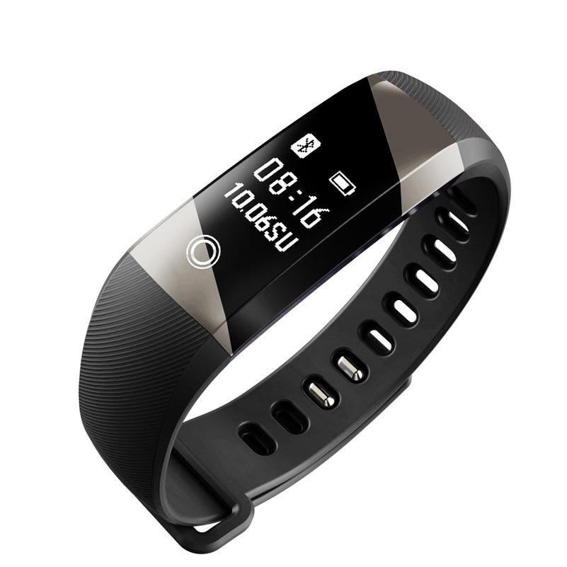 GZDL Smart Bracelet/ Bracelet Waterproof Fitness Wrist Tracker Heart Rate/Sleep Monitor Camera remote anti-lost Bracelet WT8107
