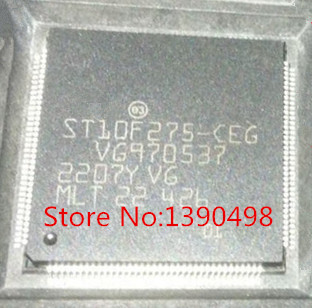 Free Shipping ST10F275 CEG ST10F275 NEW IC TQFP144 20X20X1.4MM-in Integrated Circuits from Electronic Components & Supplies    1