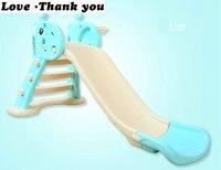 Детские горки детские домашние игрушки на день рождения с расширением, удлинением, утолщение и складной небольшой слайд