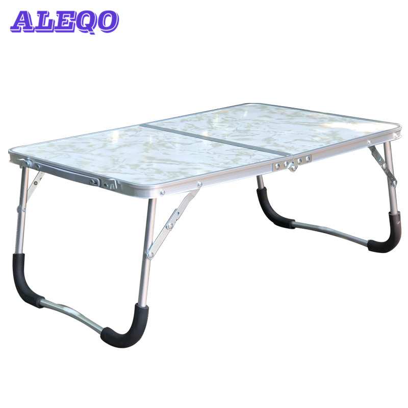 Outdoor Folding work table College student dormitory Laptop Desk Dormitory Multifunctional Lounger Table