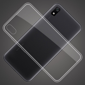 Image 3 - For ZTE blade A7 2019 Case For ZTE  blade A7 2019 Ultra Thin Soft Clear TPU Cover For ZTE blade A7 2019 P963F02 A7000 Back Cover