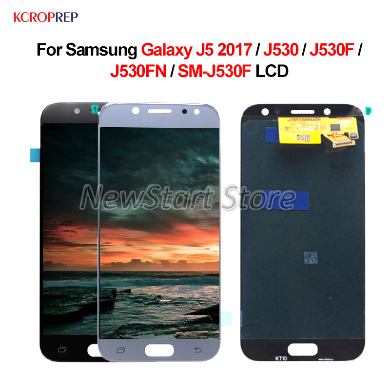 """5.2"""" For Samsung Galaxy J5 Pro J530 J5 2017 LCD Display Touch Screen Digitizer Assembly For Samsung J530F J530FN SM-J530F lcd"""
