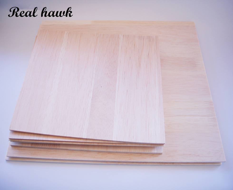 AAA+ Balsa Wood Sheet Balsa Plywood 500mmx300mmx2/3/4/5/6/8mm 5 pcs/lot super quality for airplane/boat DIY free shipping andralyn 1000mm long 10 20mm wideth 20 pieces lotaaa balsa wood sticks strips for airplane boat model fishing diy free shipping