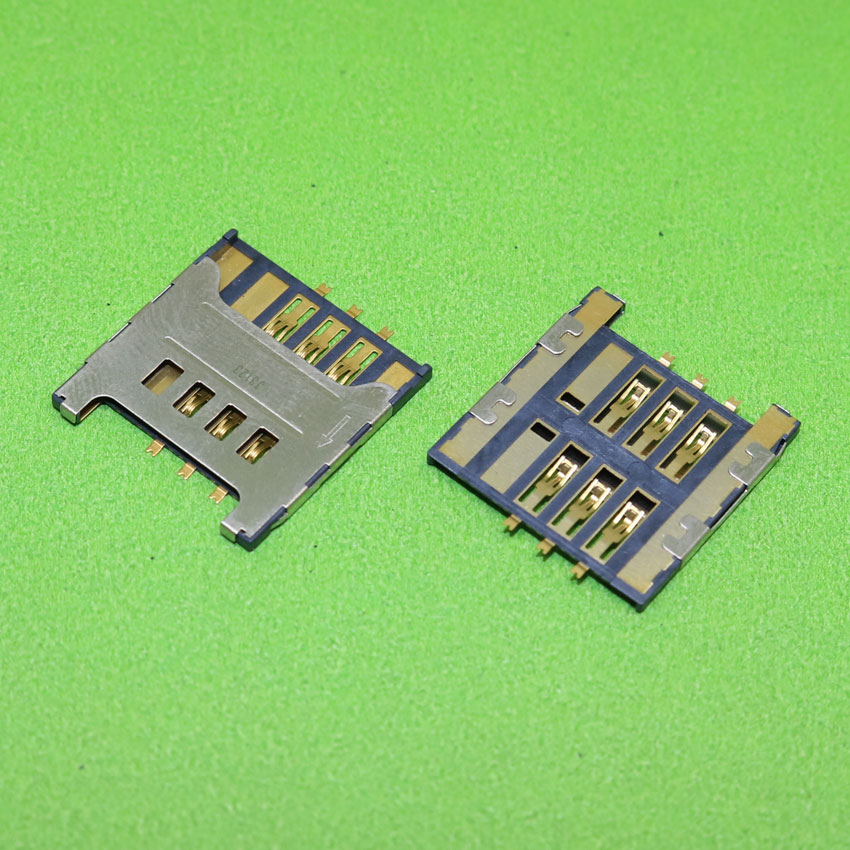 ChengHaoRan For Samsung Galaxy I9000 I9008 Sim Card Reader Module Slot Tray Holder Socket Replacement Part,KA-034